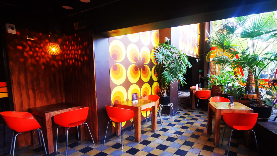 espacio Saloon Interior