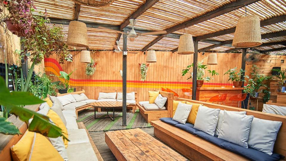 espacio Terraza Lounge